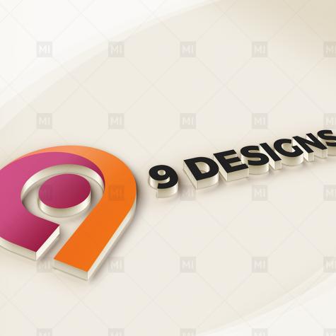 9 Designs Logo