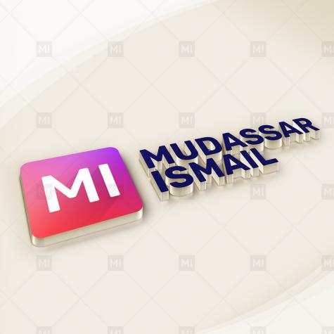Mudassar Ismail Logo