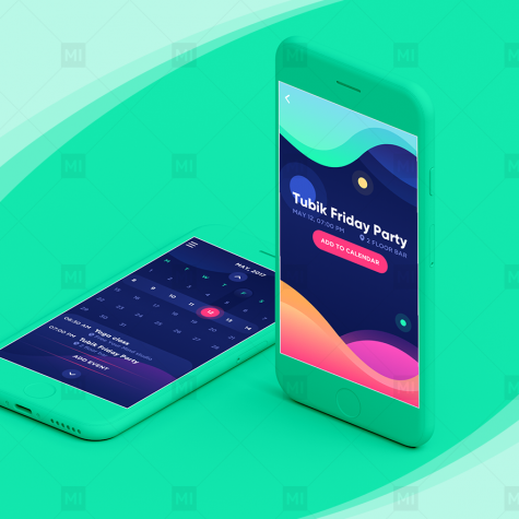 Tubik Mobile App Design