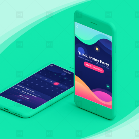 Tubik Mobile App Design