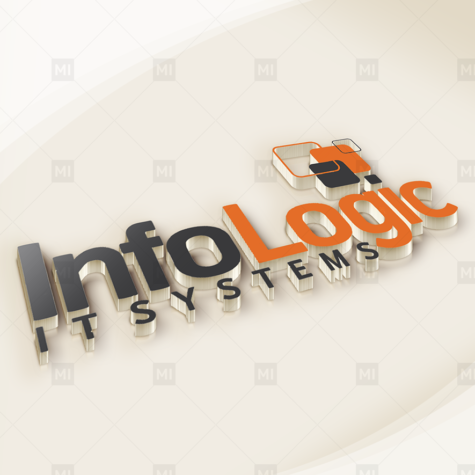 Info Logic IT Systems Logo